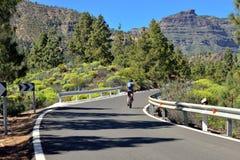 Дорога Gran Canaria Стоковые Фото