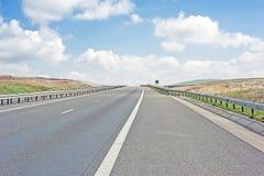 Дорога Higyway Стоковое Изображение RF