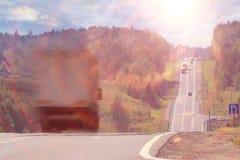 Дорога Higyway стоковая фотография rf