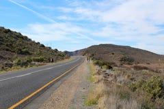 Дорога Karoo Стоковые Изображения