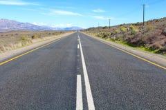 Дорога Karoo Стоковые Фото