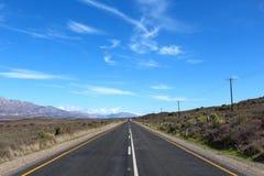 Дорога Karoo Стоковые Фотографии RF
