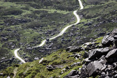 дорога lond стоковое фото rf