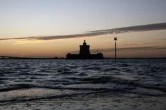 дорога louvois форта к Стоковая Фотография RF