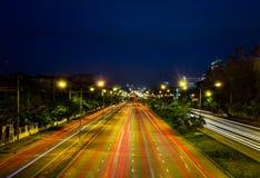 Дорога Mitthapap Стоковое фото RF
