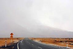 дорога mt кашевара к Стоковые Фото
