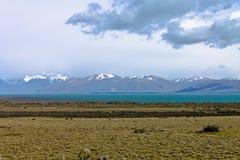дорога patagonia Аргентины Стоковое Фото