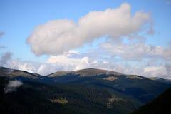 Дорога Transalpina, Румыния Стоковые Изображения