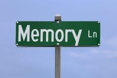 Дороги воспоминаний стоковые изображения rf