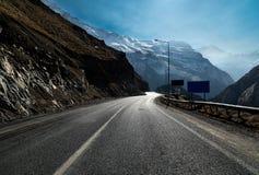 Дороги горы стоковое изображение rf
