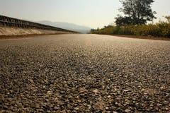 Дороги на перемещении Стоковое Изображение