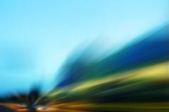 дороги предпосылки Стоковая Фотография RF