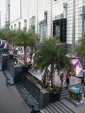 Дорожка, Бангкок Стоковое Изображение RF