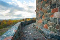 Дорожка башни Enger стоковое изображение