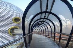 Дорожка к торговому центру арены Стоковые Изображения RF