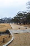 Дорожка на дворце area4 Changgyeong Стоковые Изображения