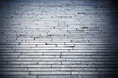 Дорожка старой плитки пешеходная Стоковое фото RF