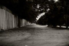 Дорожка Kota Kinabalu Стоковая Фотография