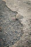 Дорожное покрытие Стоковая Фотография RF