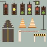 Дорожные знаки Стоковые Изображения