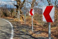 Дорожный знак, знак уличного движения/символ Стоковые Изображения