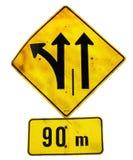 дорожный знак стоковое изображение