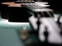 Доска лада гавайской гитары Стоковая Фотография RF