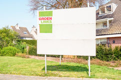 Доска избрания в Нидерландах Стоковые Изображения