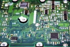 Доска интегральной схемаы жёсткого диска Стоковая Фотография