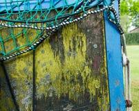 Доска и fishnet Стоковое Изображение
