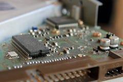 Доска компьютера Стоковые Фотографии RF