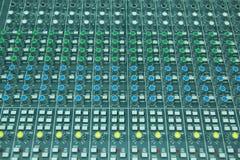 Доска музыки которая выглядеть как вещество игры Стоковое Изображение RF