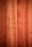Доска настила вишни деревянная - безшовная текстура Стоковая Фотография