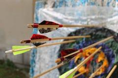 Доска стрелки Стоковое Фото