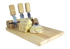Доска сыра Стоковая Фотография RF