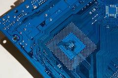 доска электронная Цвет голуб Стоковая Фотография