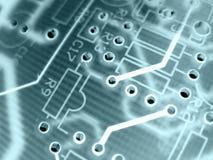 доска электронная Стоковое Изображение RF