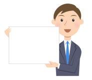 Доска для сообщений дела персоны бесплатная иллюстрация