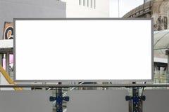 Доски рекламы и имеют космос экземпляра к входным данным Стоковая Фотография RF