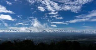 Достижение неба Стоковое фото RF