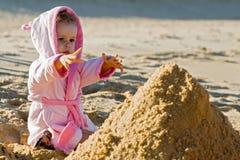 достижение ребенка Стоковая Фотография RF