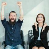 Достижение цели успеха в бизнесе профессиональное стоковые фото