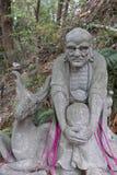 Досточтимая каменная высекать-большая статуя 18 Стоковые Изображения