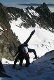 Доступ к холму Стоковое Изображение RF