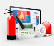 Доступ - пожарная сигнализация