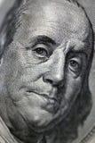 Долларовая банкнота $100 стоковое изображение