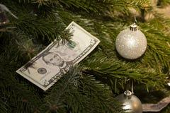 Долларовая банкнота Стоковые Изображения RF