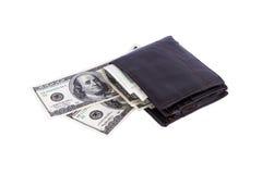 Долларовые банкноты в банкноте Стоковые Фотографии RF