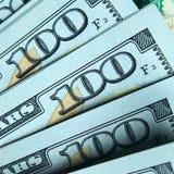 Долларовые банкноты Стоковое Изображение