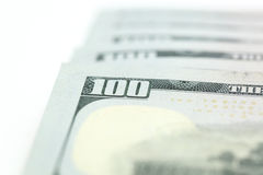 Долларовые банкноты Стоковая Фотография
